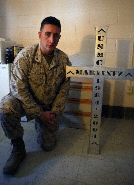 USMC Photo (Cpl Bobbie Curtis)